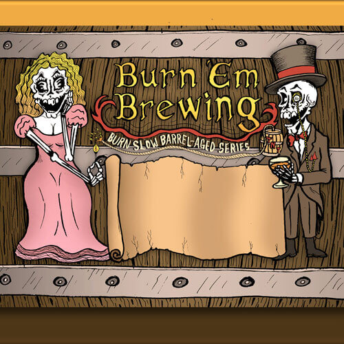 Burn Slow Barrel-Aged Series