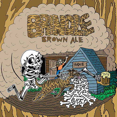 Brindle Brown Ale