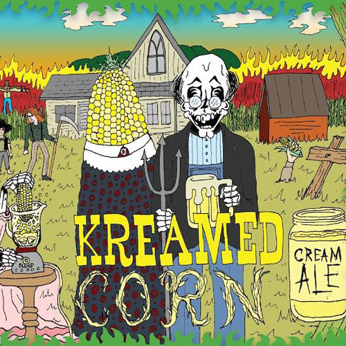 Kreamed Corn Cream Ale