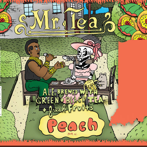 Mr. Tea Peach