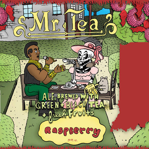 Mr. Tea Raspberry