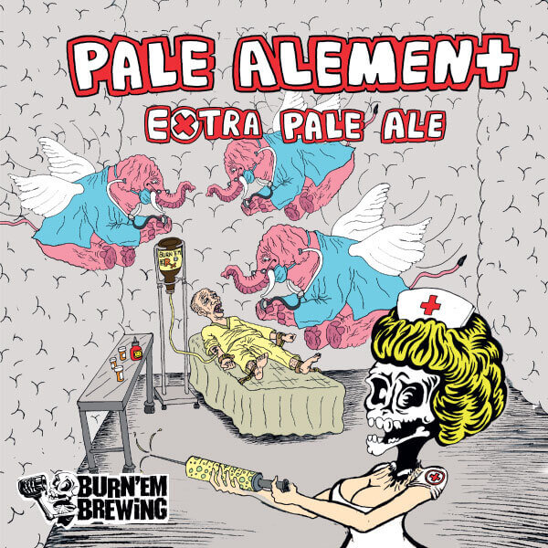 Pale Alement Extra Pale Ale
