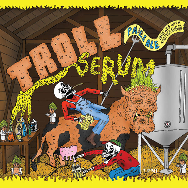 Troll Serum Pale Ale